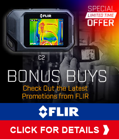FLIR Bonus Buys - Gifts with Purchase from Transcat