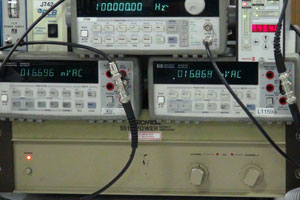 Frequency Generator Calibration Services