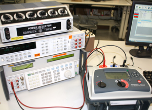 Megohmmeter & Insulation Tester Calibration Lab Services