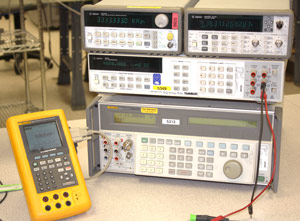 Multifunction Calibrator & Process Meter Calibration Services