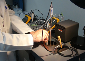Platinum Resistance Thermometer Calibration Lab Services