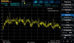 EMI filters and detectors