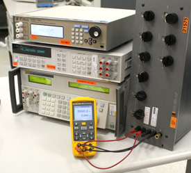 RTD Calibration Lab Services'