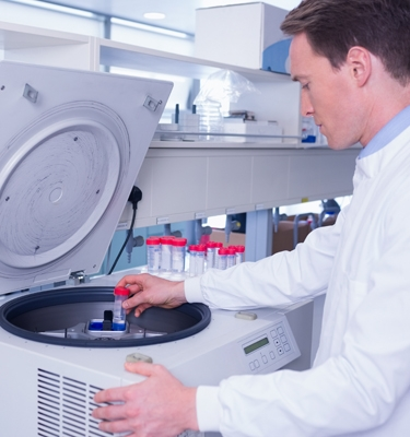 Transcat Centrifuge Validation & Qualification Services
