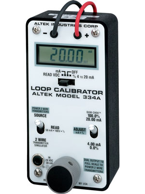 Milliamp (mA) Loop Calibration Lab Services